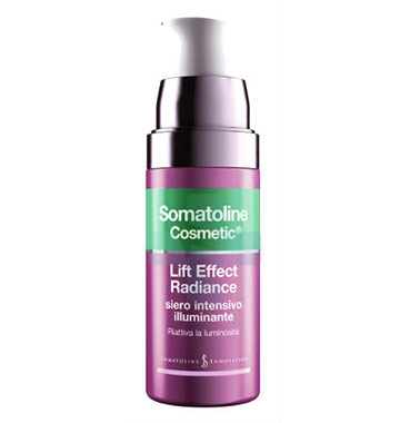 Somatoline Cosmetic Linea Lift Effect Radiance Siero Illuminante Viso 30 ml