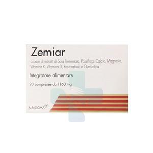 Alfasigma Linea Gravidanza e Menopausa Zemiar 20 Compresse
