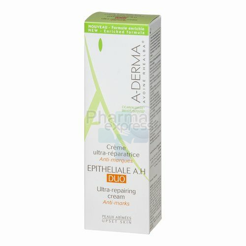 A-Derma Linea Epitheliale A.H. Duo Crema Ristrutturante Pelli Alterate 100 ml