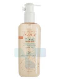 Avene Linea Trixera+ Nutrition Detergente Nutri-fluido Viso e Corpo 400 ml