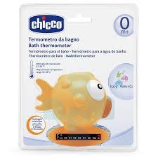Chicco Linea Baby Moments Termometro Pesce Palla Arancione