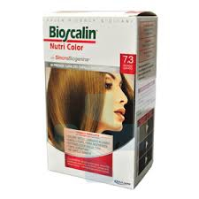Bioscalin Linea Colorazione Delicata Tinte Capelli Nutricolor 7,3 Biondo Dorato
