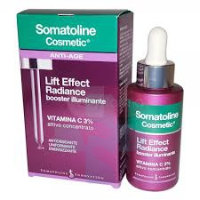 Somatoline Cosmetic Anti-Age Lift Effect Radiance Booster Illuminante 30 ml