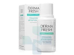 Dermafresh Linea Corpo Capelli Shampoo Doccia 200 ml