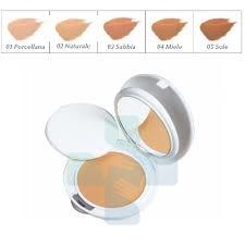Avene Linea Couvrance Coprente Crema Compatta Pelli Miste Colore 5.0 Sole NF