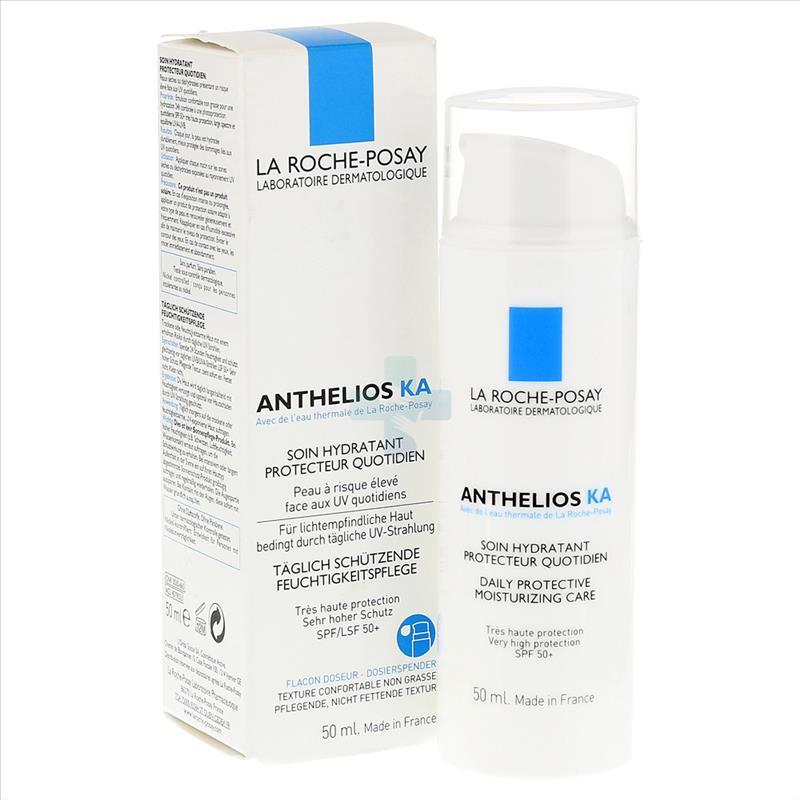 La Roche Posay Linea Anthelios KA SPF 50+ Crema Idratante Protezione Solare 50ml