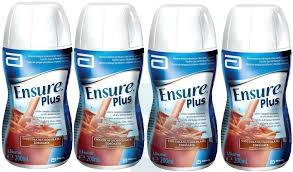 Abbott Linea Nutrizione Domiciliare Ensure Plus Integrazione 4x200 ml Cioccolato