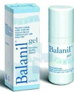 Epitech Linea Benessere dell'Uomo Balanil Gel Intimo 30 ml