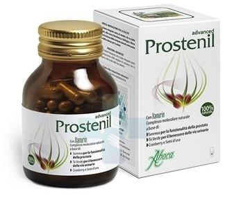 Aboca Integratori Linea Benessere Prostata Prostenil Advanced 60 Opercoli