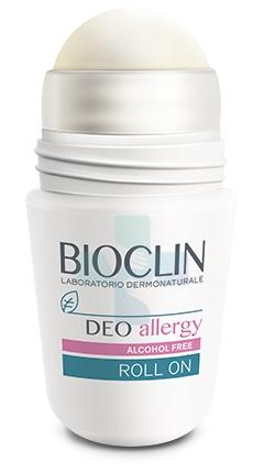 Bioclin Deo Allergy Deodorante Roll On Pelli Allergiche E Reattive 50 ml