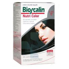 Bioscalin Linea Colorazione Delicata Tinte Capelli Nutricolor 1,11 Nero Blu