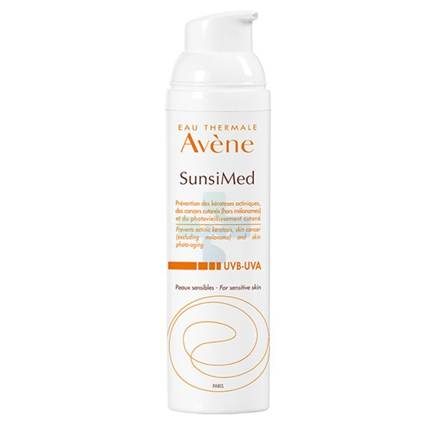 Avene Linea Solare Dispositivi Medici SunsiMed Cheratosi Attinica Crema 80 ml