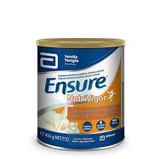 Abbott Alimentazione Abbott Ensure Nutrivigor 400 g Gusto Vaniglia