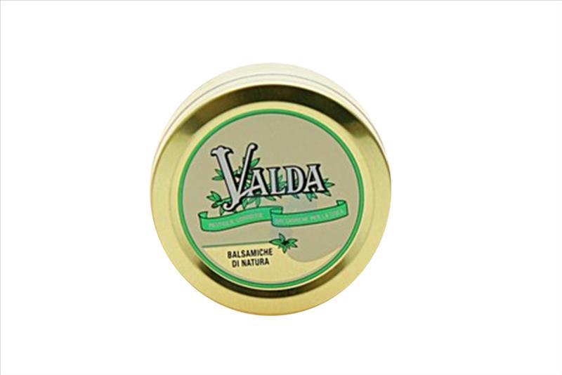 Valda Linea Classica Pastiglie Gommose Balsamiche Emollienti con Zucchero 50 g