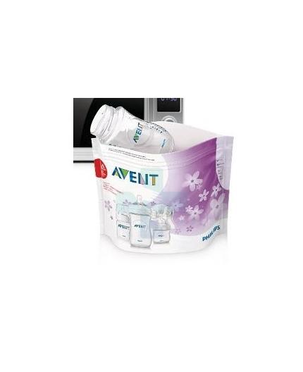 Avent-Philips Avent Linea Sterilizzazione Accessori 5 Buste per Sterilizzazione