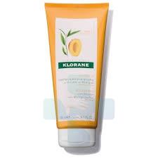 Klorane Capelli Linea Burro Mango Nutriente Rigenerante Idratante Balsamo 200 ml