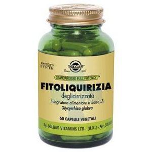 Solgar Fitoliquirizia Deglicirrizzata Integratore 60 capsule vegetali