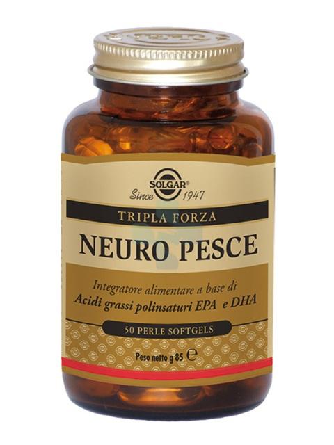 Solgar Neuro Pesce 50 Perle Softgels 85 Grammi