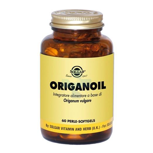 Solgar Origanoil Integratore Digestivo 60 Perle