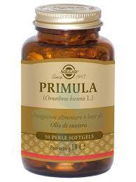Solgar Primula 500/50 GLA Integratore Alimentare 30 Perle