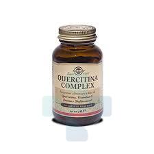 Solgar Quercitina Complex Integratore Alimentare 50 Capsule vegetali