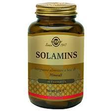 Solgar Solamins Integratore Alimentare 90 Tavolette