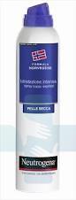Neutrogena Idratazione Intensa Spray Corpo Express 200 ml