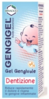 Bracco SpA  Gengigel Gel Dentizione Gengivale 20 ml