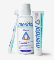 Meridol Linea Igiene Dentale Quotidiana Dentifricio Gengive Irritate 100 ml