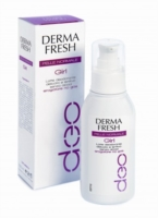 Meda Pharma SPA Dermafresh Pelle Sensibile Silver Crema Deodorante 40 ml